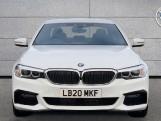 2020 BMW 520d M Sport Saloon (White) - Image: 16