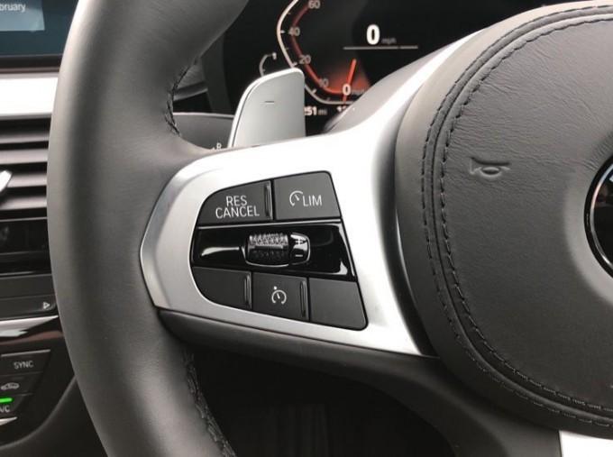 2020 BMW 520d M Sport Saloon (White) - Image: 17