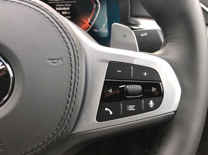 2020 BMW 520d M Sport Saloon (White) - Image: 18