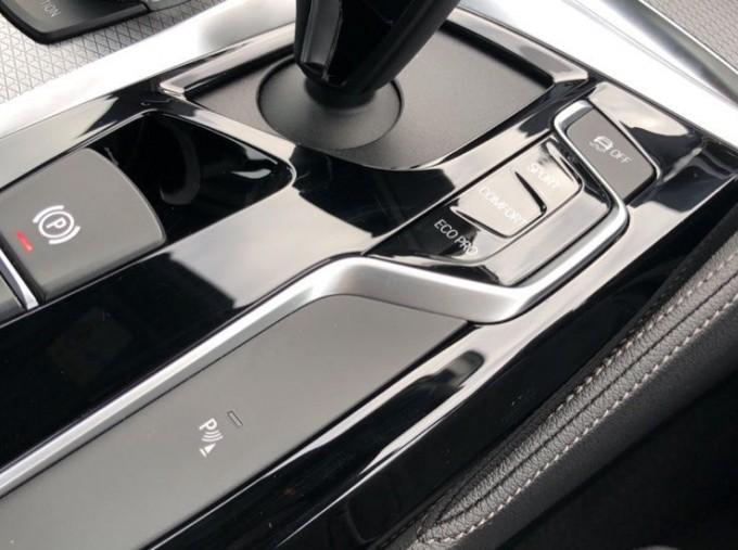 2020 BMW 520d M Sport Saloon (White) - Image: 19