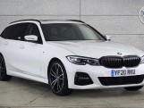 2020 BMW 330i M Sport Touring (White) - Image: 1