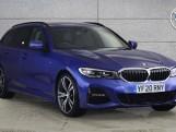 2020 BMW 320i M Sport Touring (Blue) - Image: 1
