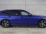 2020 BMW 320i M Sport Touring (Blue) - Image: 3
