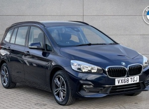 Brand new 2018 BMW 2 Series Gran Tourer 216d Sport Gran Tourer 5-door finance deals