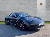 2018 Porsche GTS PDK 2-door (Black) - Image: 1