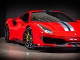 2019 Ferrari V8 F1 DCT 2-door (Red) - Image: 8