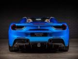 2016 Ferrari V8 Spider F1 DCT 2-door (Blue) - Image: 9