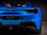 2016 Ferrari V8 Spider F1 DCT 2-door (Blue) - Image: 10