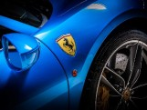 2016 Ferrari V8 Spider F1 DCT 2-door (Blue) - Image: 18