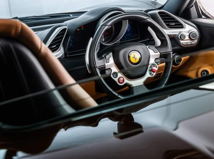 2018 Ferrari Spider 70th Anniversary (Brown) - Image: 18
