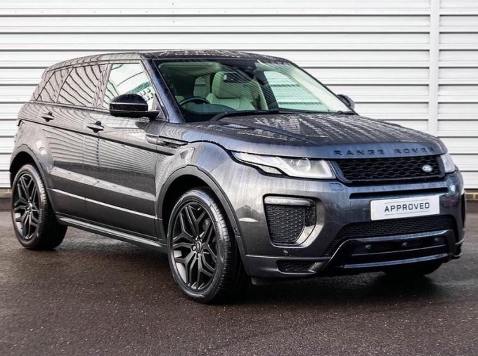 2017 Land Rover TD4 HSE Dynamic Lux Auto 4WD 5-door (Grey) - Image: 1