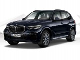 2021 BMW 30d MHT M Sport Auto xDrive 5-door (Black) - Image: 1