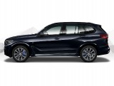 2021 BMW 30d MHT M Sport Auto xDrive 5-door (Black) - Image: 2
