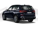 2021 BMW 30d MHT M Sport Auto xDrive 5-door (Black) - Image: 3