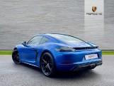 2018 Porsche GTS 2-door (Blue) - Image: 2