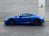 2018 Porsche GTS 2-door (Blue) - Image: 5