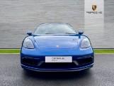 2018 Porsche GTS 2-door (Blue) - Image: 6