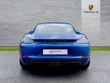 2018 Porsche GTS 2-door (Blue) - Image: 7