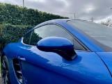 2018 Porsche GTS 2-door (Blue) - Image: 9