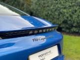 2018 Porsche GTS 2-door (Blue) - Image: 12