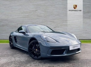 2017 Porsche 718 CAYMAN 2-door