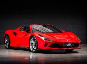 2020 Ferrari F8 Spider V8 Spider F1 DCT 2-door