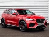 2019 Jaguar V8 SVR Quickshift 5-door (Red) - Image: 1