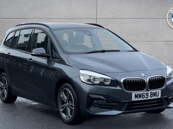 2019 BMW 218i Sport Gran Tourer (Grey) - Image: 1
