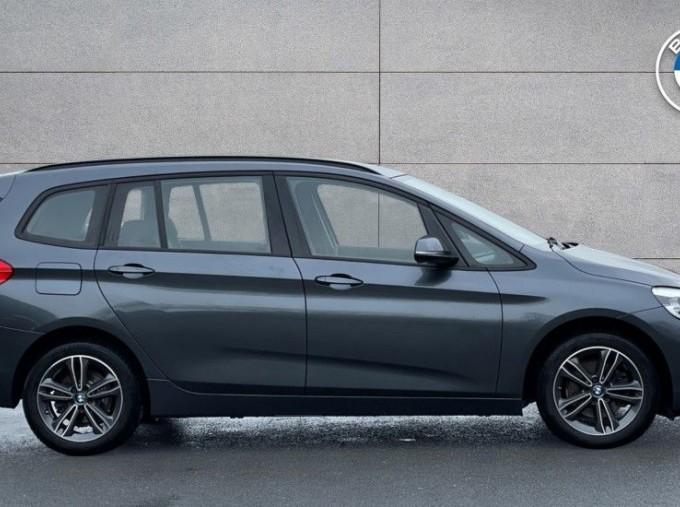 2019 BMW 218i Sport Gran Tourer (Grey) - Image: 3