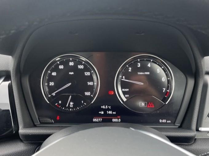 2019 BMW 218i Sport Gran Tourer (Grey) - Image: 9