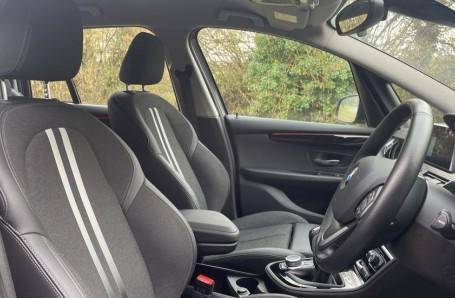 2019 BMW 218i Sport Gran Tourer (Grey) - Image: 11