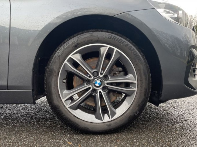 2019 BMW 218i Sport Gran Tourer (Grey) - Image: 14