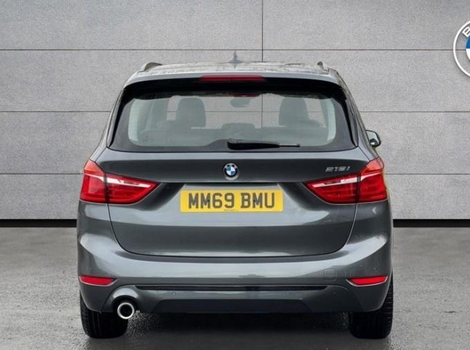 2019 BMW 218i Sport Gran Tourer (Grey) - Image: 15