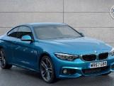 2017 BMW 435d xDrive M Sport Coupe (Blue) - Image: 1