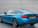 2017 BMW 435d xDrive M Sport Coupe (Blue) - Image: 2