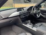2017 BMW 435d xDrive M Sport Coupe (Blue) - Image: 7