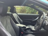 2017 BMW 435d xDrive M Sport Coupe (Blue) - Image: 11