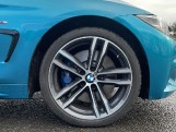 2017 BMW 435d xDrive M Sport Coupe (Blue) - Image: 14