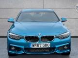 2017 BMW 435d xDrive M Sport Coupe (Blue) - Image: 16