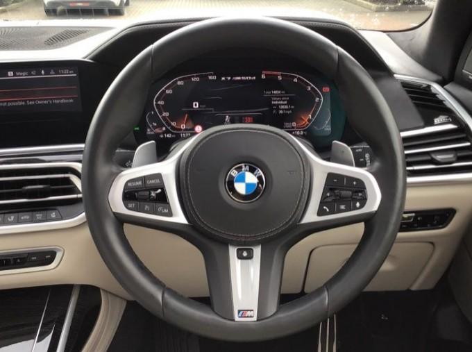 2019 BMW M50d (Black) - Image: 5