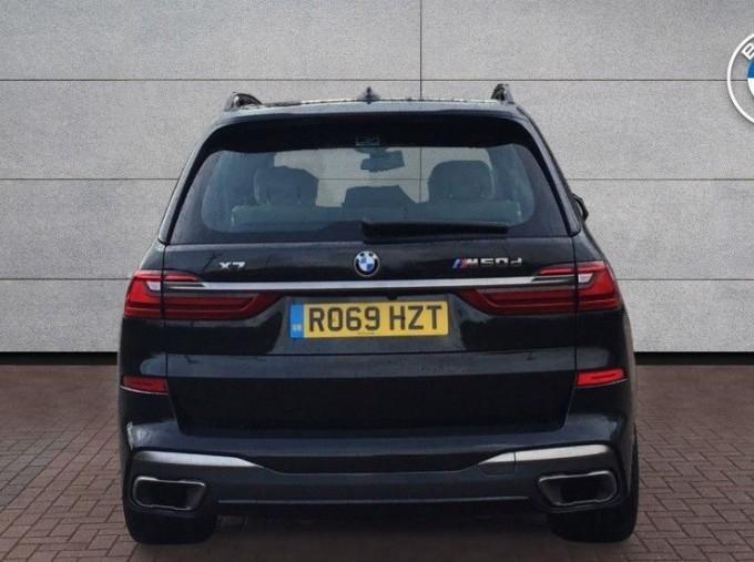 2019 BMW M50d (Black) - Image: 15