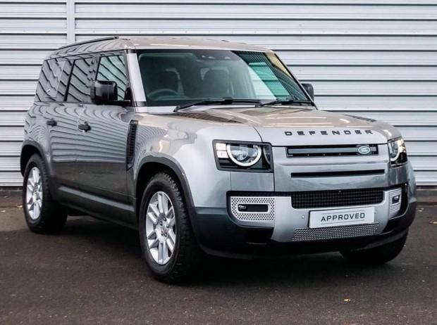 Reserve your 2020 Land Rover New Defender D240 S 110 5-door