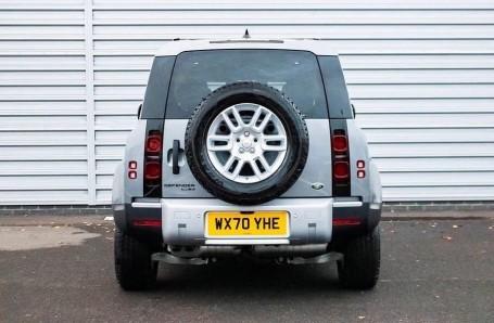 2020 Land Rover SD4 S Auto 4WD 5-door (Grey) - Image: 6