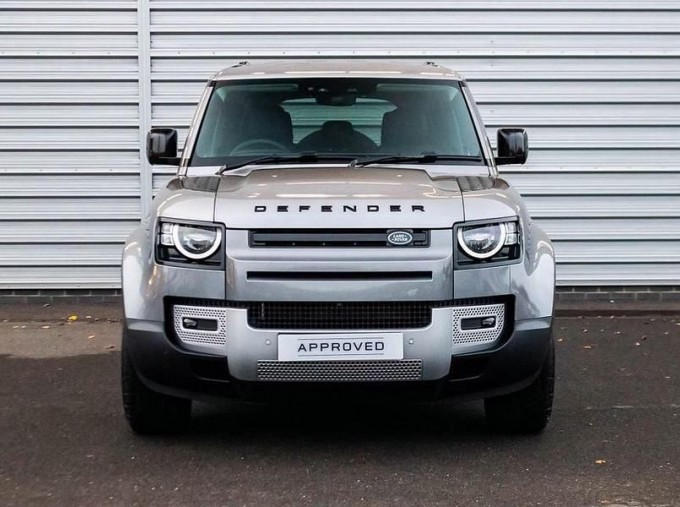 2020 Land Rover SD4 S Auto 4WD 5-door (Grey) - Image: 7