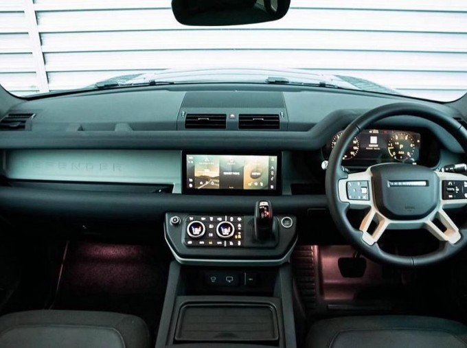 2020 Land Rover SD4 S Auto 4WD 5-door (Grey) - Image: 9