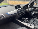 2019 BMW 118i M Sport Shadow Edition 5-door (Blue) - Image: 7