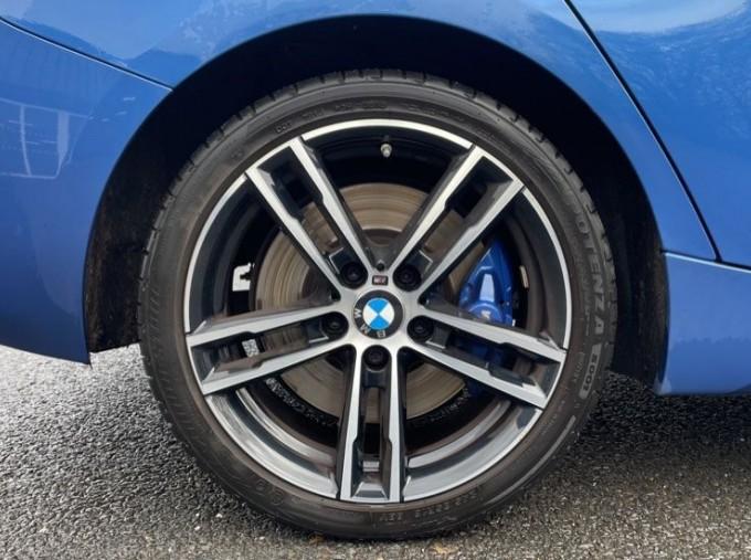 2019 BMW 118i M Sport Shadow Edition 5-door (Blue) - Image: 14