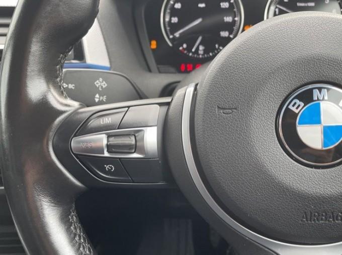 2019 BMW 118i M Sport Shadow Edition 5-door (Blue) - Image: 17