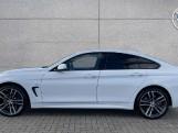 2018 BMW 430d xDrive M Sport Gran Coupe (White) - Image: 3