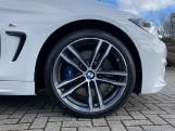 2018 BMW 430d xDrive M Sport Gran Coupe (White) - Image: 14